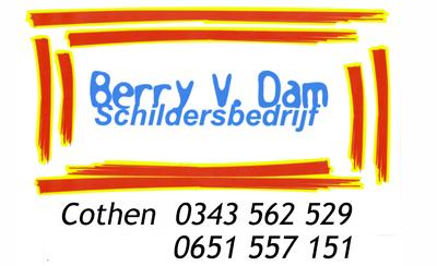 Berry van Dam Schilder