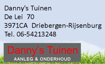 Danny's Tuinen