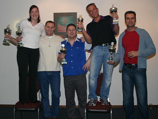 Dartskampioenen 2004