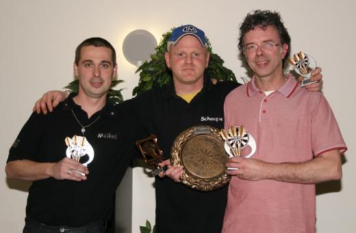 Dart kampieoen 2011