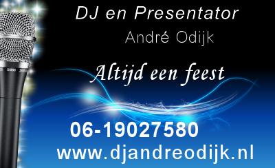 DJ André Odijk