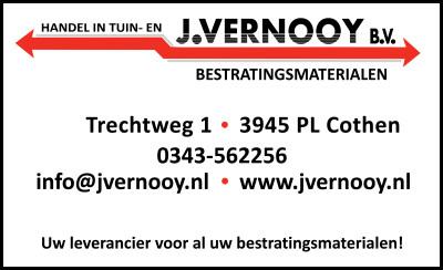 J. Vernooy bestratingsmaterialen Cothen